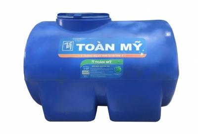 Bồn Nhựa Toàn Mỹ 500 lít Ngang
